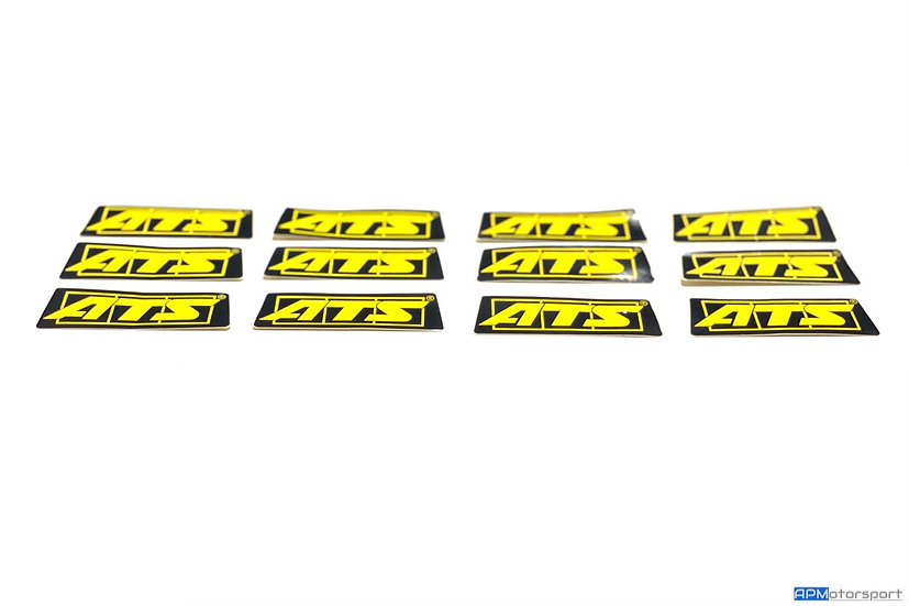 ATS GT3R GT-Racing Replacement Rim Sticker Sets
