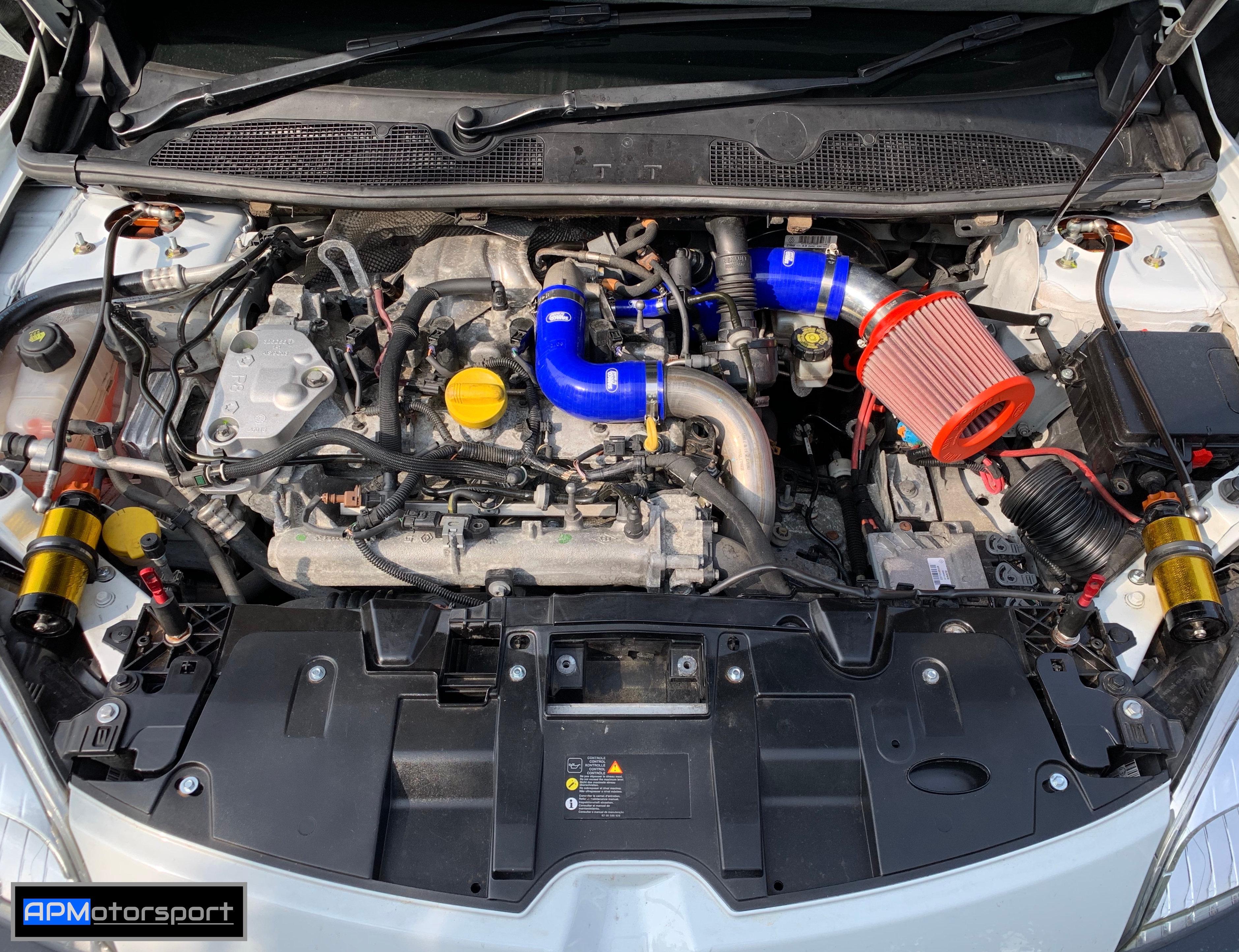 Megane 3 Rs 4pc Samco Intake Boost Hose Kit