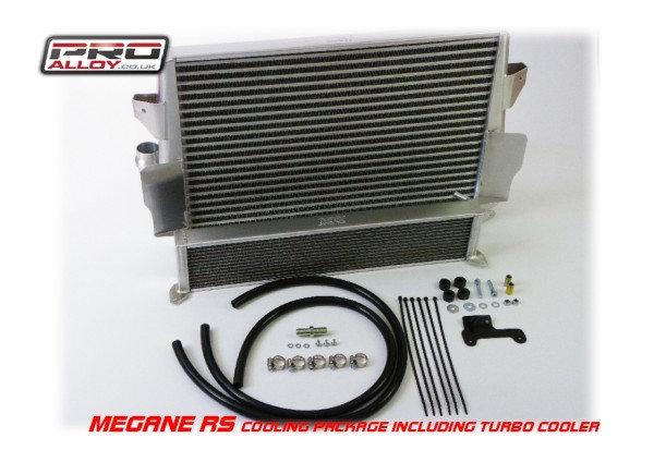 Pro Alloy Intercooler Kit - Megane RS 250/265/275