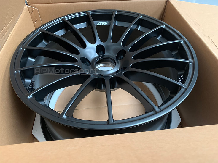4x ATS GT Forged 10 x18/ ET30 - BMW FITMENT