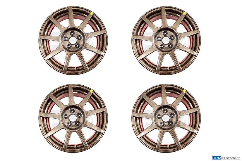Megane IV RS Trophy-R - Carbon Wheels