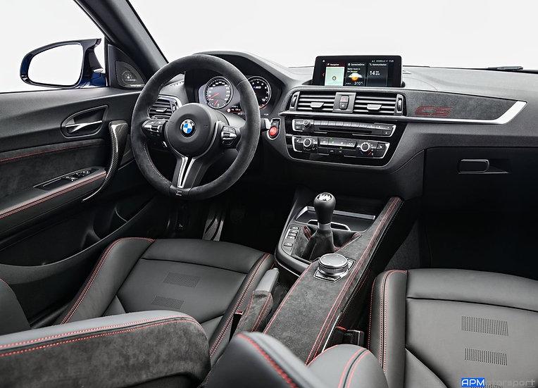 BMW M2 CS Alcantara Arm Rest