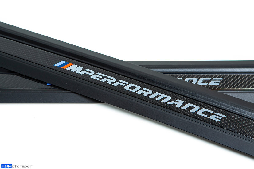 BMW F8* M3/ M4 M Performance Carbon Fibre Door Sills