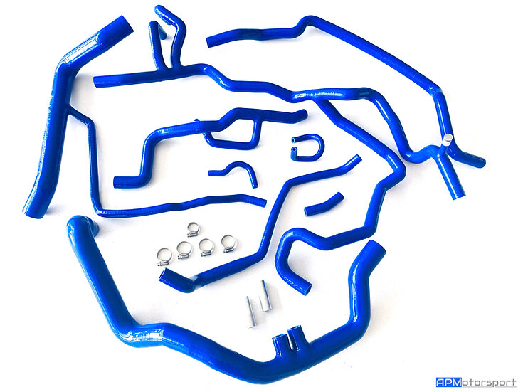 Megane 3 RS Silicone Hose Kit - 250/265/275