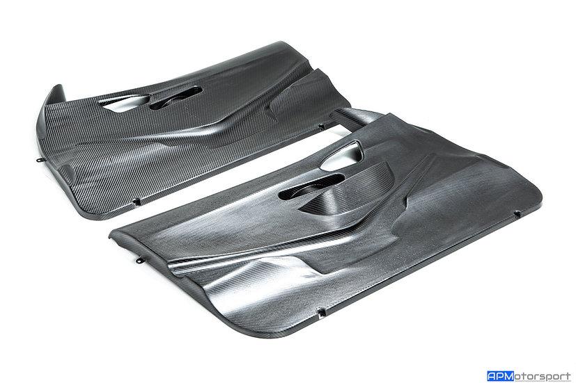 BMW M235i Racing Carbon Door Panels