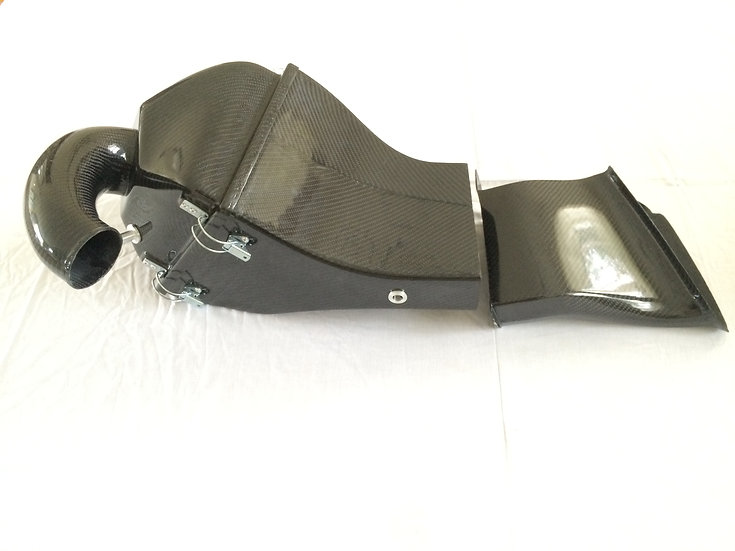 Clio R3 Carbon Airbox