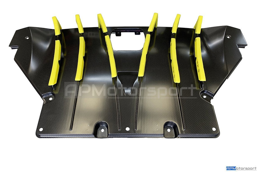 Megane IV RS Trophy-R - Carbon Diffuser