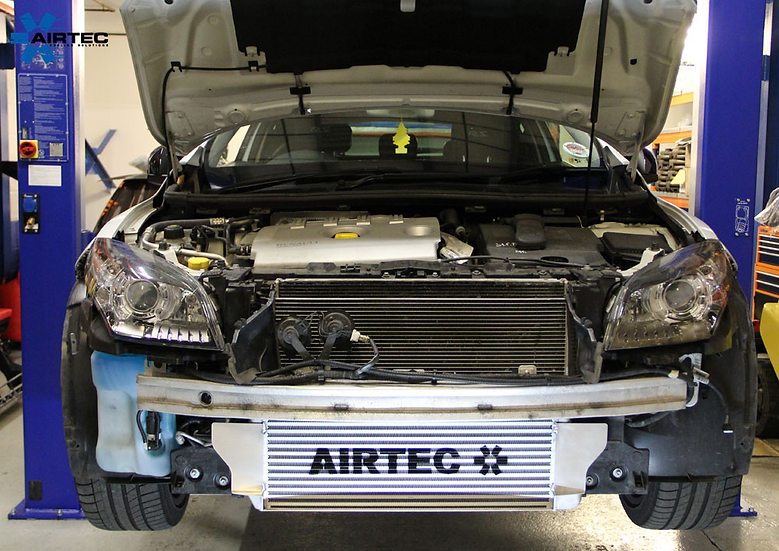 Airtec Intercooler Stage-1 - Megane 3 RS