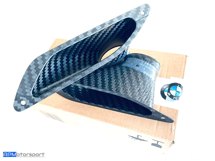M4 GT4 Carbon Brake Ducts