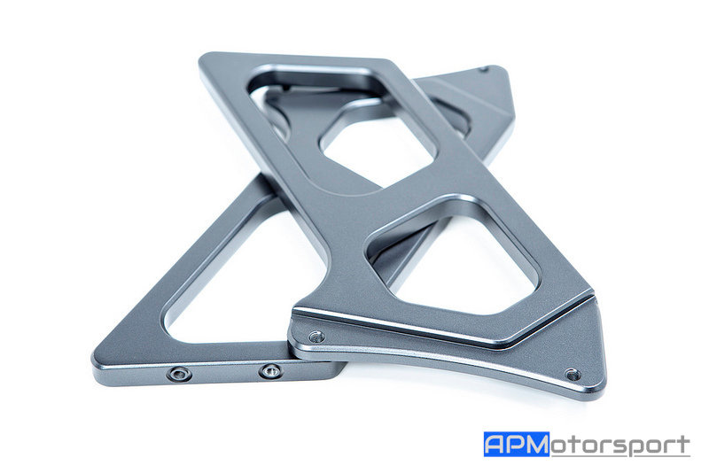 M4 GT4 High Wing Mounts - RKP