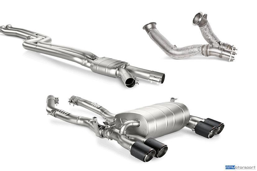 F82/ F83 M4 Akrapovic Titanium Exhaust