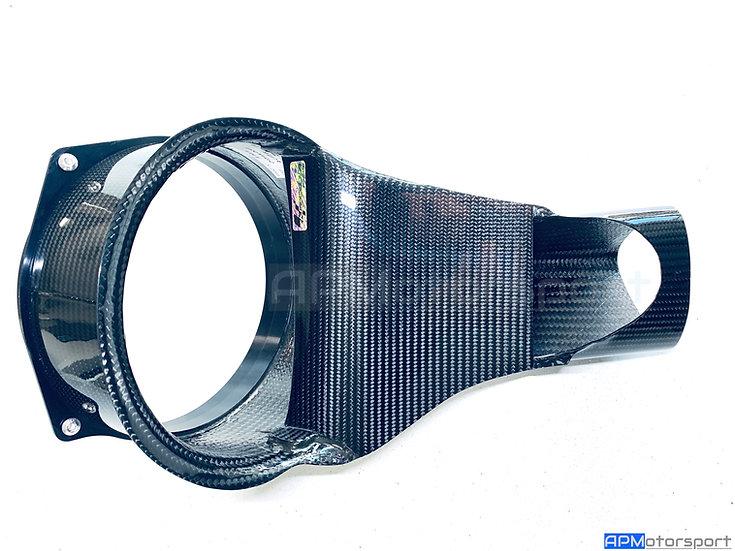 E46 M3 CSL Carbon Snorkel - Karbonius