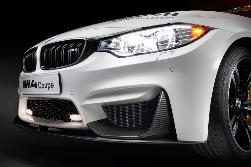 - F80 M3/ F82 M4 - M Performance Front Lip Splitter