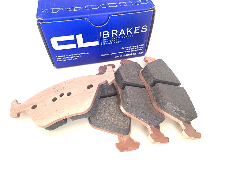 CL Front Pads - RC8/ RC8R - OEM Caliper (4033)