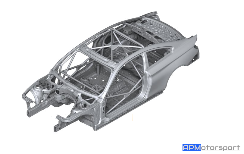 BMW M4 GT4 Bodyshell