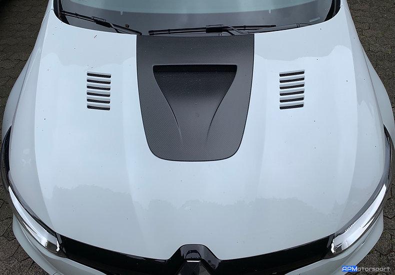 Megane IV RS Trophy-R - Carbon Bonnet