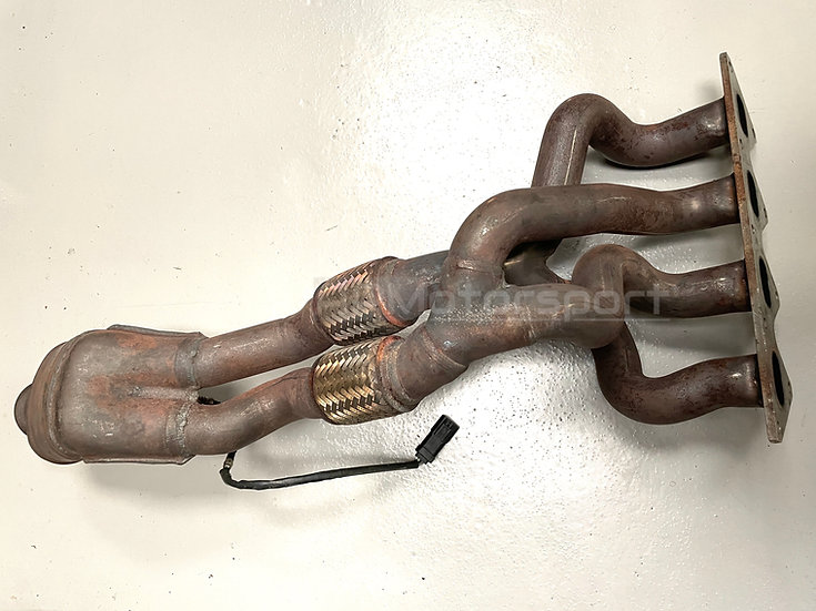 Clio 3 Cup Racer Exhaust Manifold