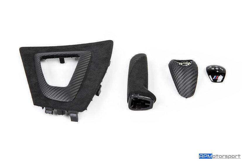 F87 M2/ M2C M Performance Carbon/ Alcantara Interior Kit
