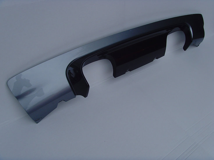 BMW M3 CSL Rear Diffuser