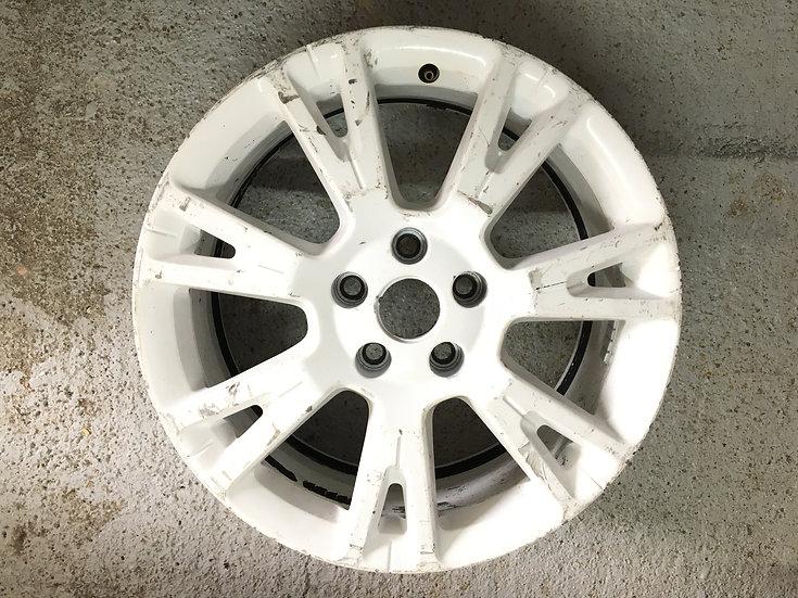 X85 Clio Cup Racer 8J Speedlines White