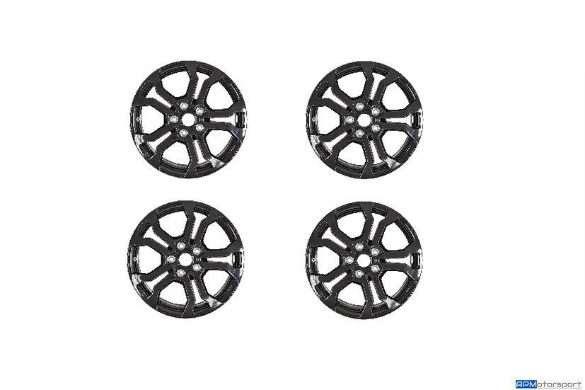 Clio IV Cup Racer 8J Wheels x4 (Black)
