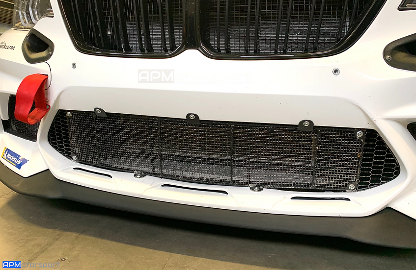 BMW M2 CS Racing - Front Protection Grilles