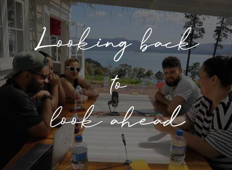 Looking back to look ahead.