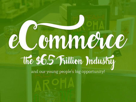 Ecommerce - The $6.5 Trillion Industry