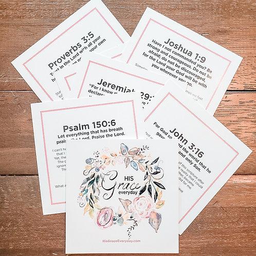 Devotional Cards