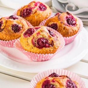 5 десертов из садовой вишни