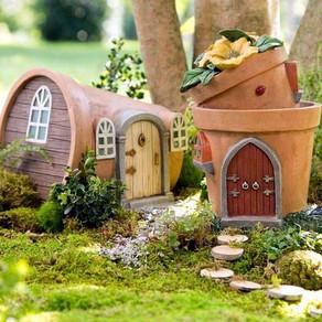 Садовые фигуры: оригинальные идеи и особенности изготовления своими руками