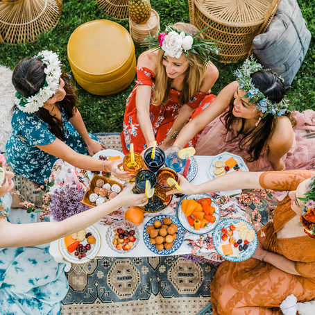 Picnic Perfection in the Park