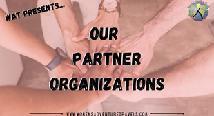 Our Partner Organizations