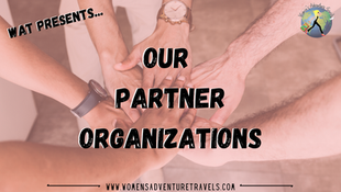 Women's Adventure Travel's Partner Organizations