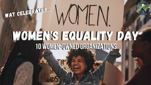 WAT Celebrates Women's Equality Day