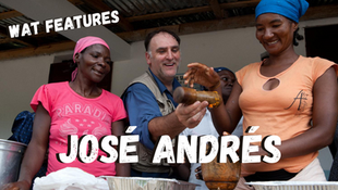 Celebrity Chef and Activist Jose Andres Continues to Feed the Needy and Weary