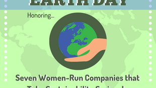 Seven Women-Run Companies that Take Sustainability Seriously