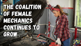 The Small Coalition of Female Mechanics Continues to Grow in Size and Strength