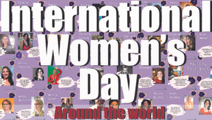 Global Celebrations of International Women's Day