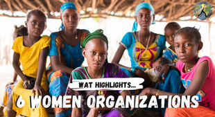 6 Women's Organizations Making a Global Impact on the Female Front