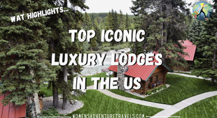 Top Iconic US National Park Lodges to Visit