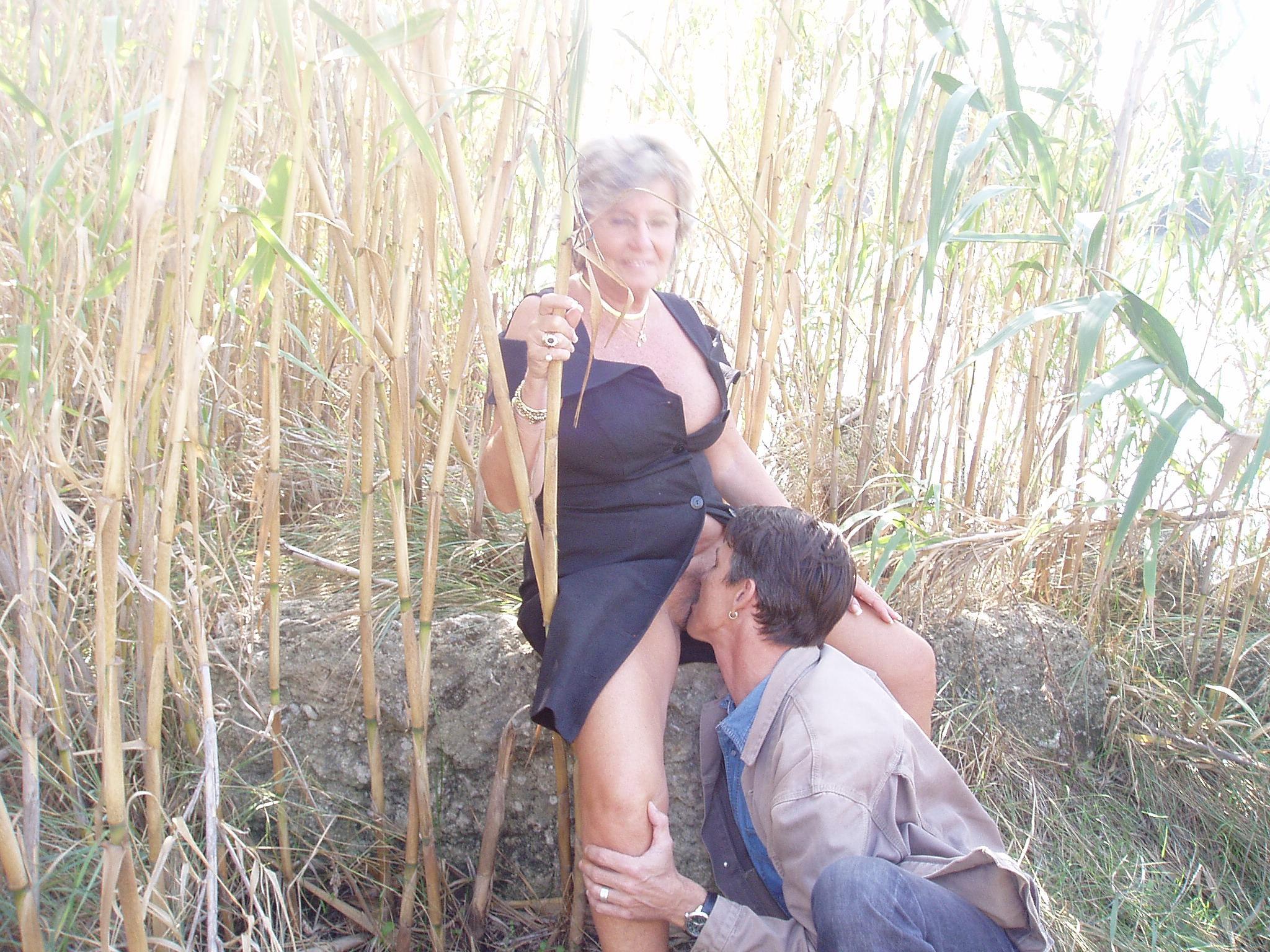 Кунилингус зрелым женщинам фото