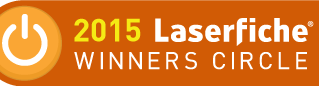 Documents Online, Inc. 2015 Laserfiche Winners Circle Achiever