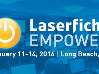 Laserfiche Empower Conference a Success!