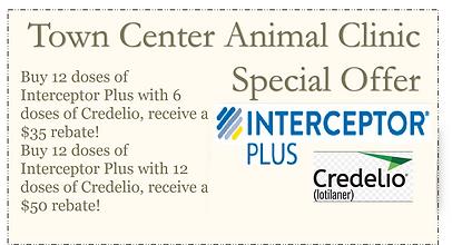 Interceptor Plus + Credelio UTD 20 Aug 1