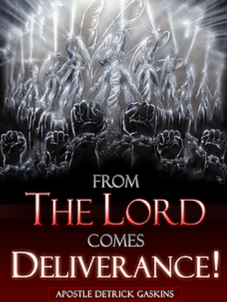 FROM THE LORD COMES DELIVERANCE T. M.