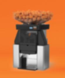 מסחטת תפוזים תעשייתית לעסקים Z40 שלZUMMO