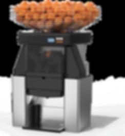 Z40 - מסחטת מיצים אוטומטית מהירה ויעילה לחנויות מיצים, מלונות ובתי קפה