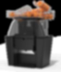 מסחטת מיץ קומפקטית ZUMMO מדגם Z06