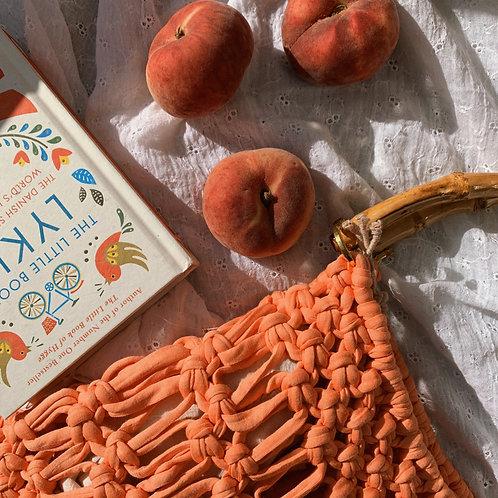 Macrame Bag : Orange